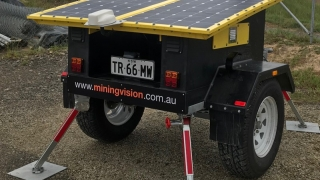 Road registered trailers